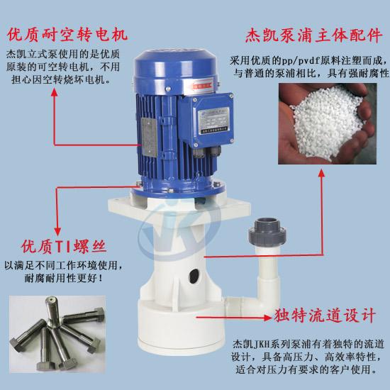 JKH-F 高壓耐酸堿蝕刻泵