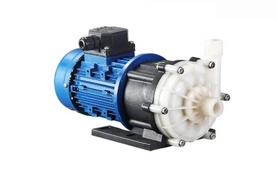 防腐蚀磁力泵如何减少电机损耗