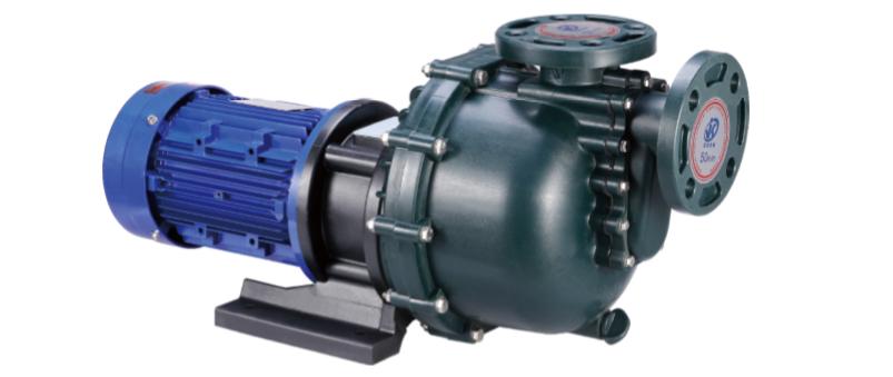耐空转自吸泵安装的十个要求