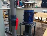 槽外立式泵?废气塔工程案例